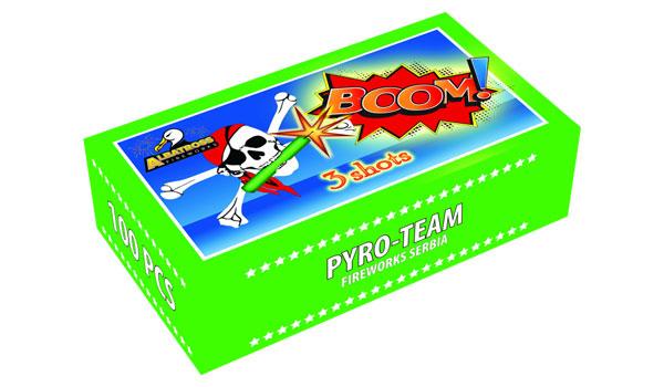 BOOM 3 (Pirat 3 Pucnja)